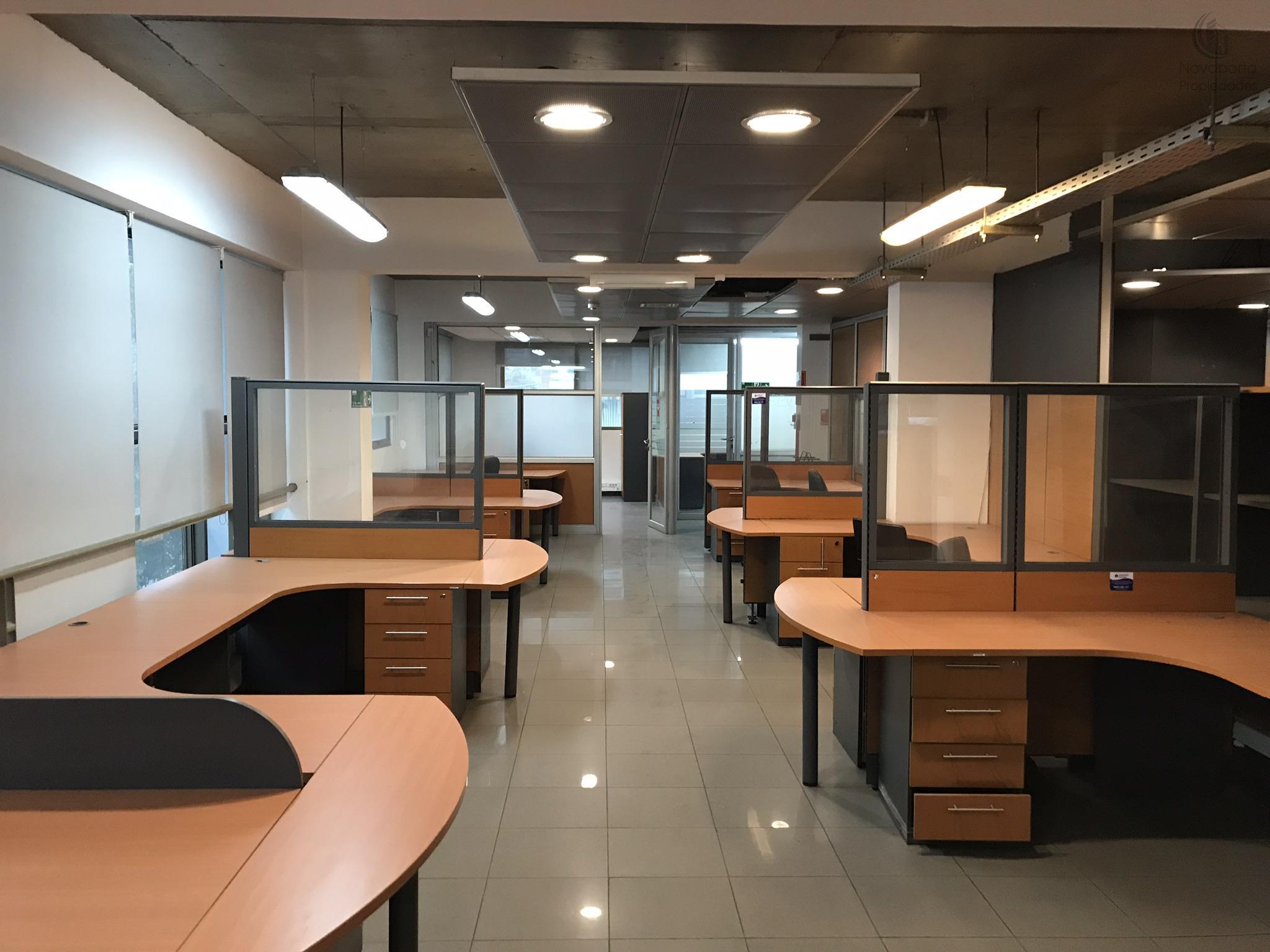 Oficina Piso completo 288 m2 Suecia con Irarrazaval