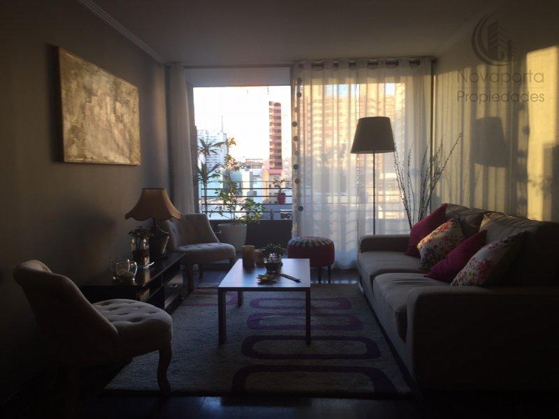 Tarapaca 850 - 3 Dormitorios 2 Baños - Stgo Centro